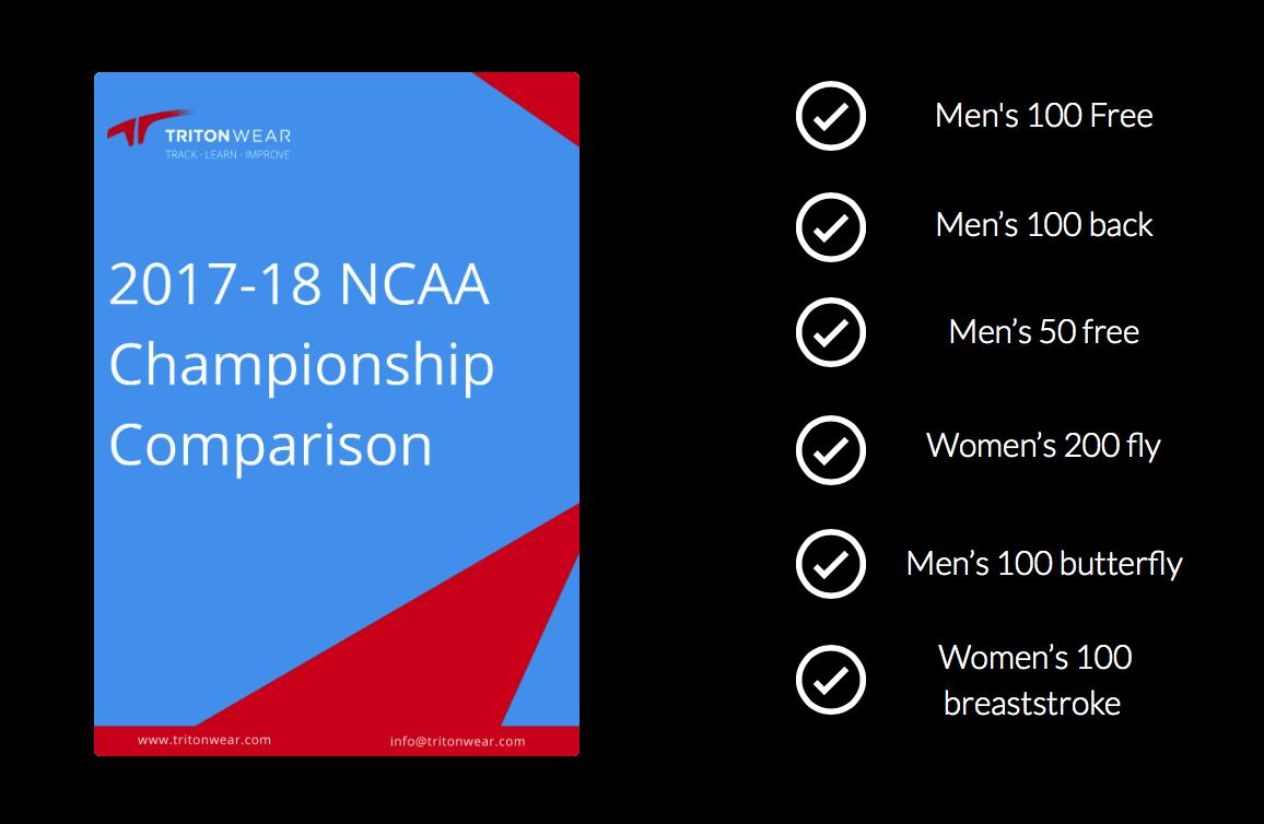 NCAA championship comparison